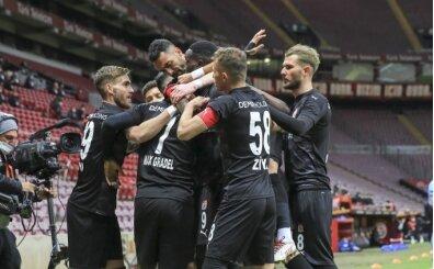 Sivasspor, Galatasaray'a karşı tarihi ilki gerçekleştirdi