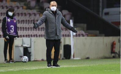 Fatih Terim: 'Sivasspor'a kırmızı kart çıkmalıydı'