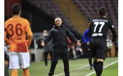 Rıza Çalımbay: 'Galatasaray'dan puan almak kolay değil'