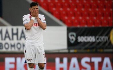 Trabzonspor'da Bakasetas seferberliği
