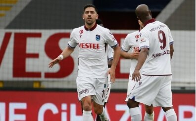 Trabzonspor - Antalyaspor: Muhtemel 11