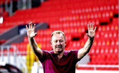 Sergen Yalçın: '3 transferle bu kadro tamam'