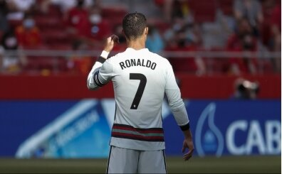 Cristiano Ronaldo: 'Brokoli, tavuk, pilav, su'