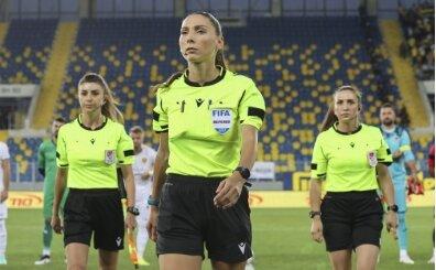 UEFA'dan hakem Gamze Durmuş Pakkan'a görev