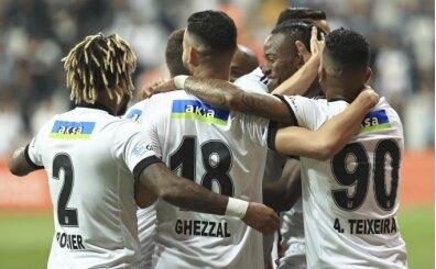 Beşiktaş - Sporting Lizbon: İlk 11'ler