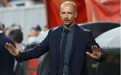 Nestor El Maestro: 'Antrenman fırsatı bile bulamadık'