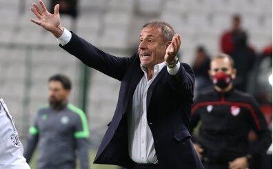 Abdullah Avcı: 'Çok kolay kırmızı kart çıktı'