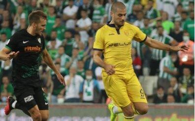 Ankaragücü'nden Bursaspor'a 4 gol! Eren Derdiyok'tan hat-trick!