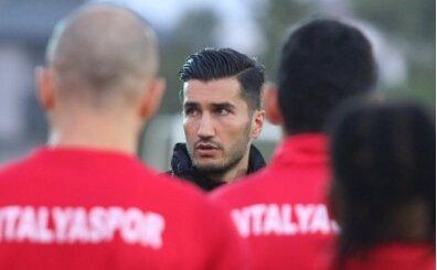 Antalyaspor, Nuri Şahin ile ilk maçında Sivas'ta bir puan aldı