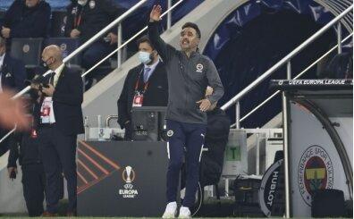 Vitor Pereira: 'UEFA kupasını kazanacağımızı mı düşünüyorlar?'