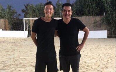 Mesut Özil, Acun Ilıcalı ile nereden arkadaş? Mesut Özil ve Acun Ilıcalı haberleri