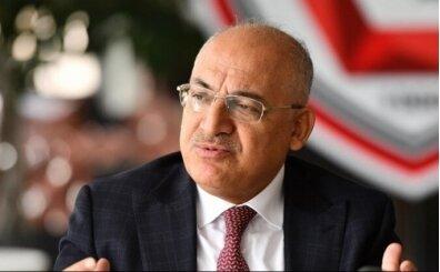 Mehmet Büyükekşi: 'Türkiye'de patron TFF! Kurallara uyarız'