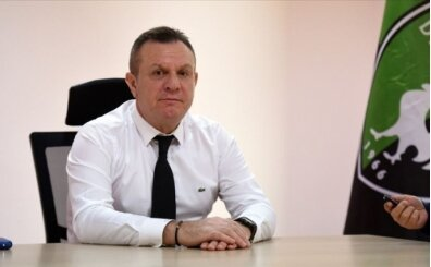 Denizlispor'da kulüp başkanlığını bırakan Ali Çetin: 'Bir daha aday olmayacağım'