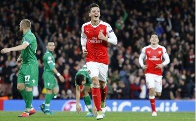 Mesut Özil, Arsenal'de kaç gol attı, kaç asist yaptı? Mesut Özil kariyer performansı rakamı