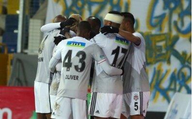 Beşiktaş'tan Ankaragücü'ne karşı 12'de 12