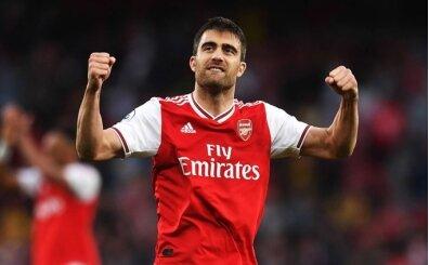 Arsenal, Sokratis ile yollarını ayırdı