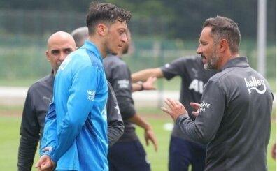 Pereira'dan Mesut Özil'e: 'Kendini hazırla'
