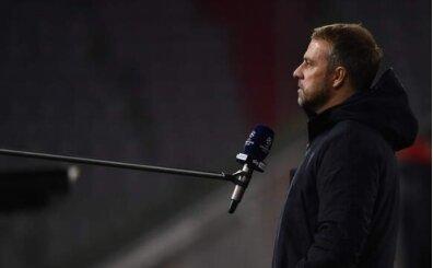 Hansi Flick: 'Adil bir kaybeden olarak PSG'yi kutlarım'