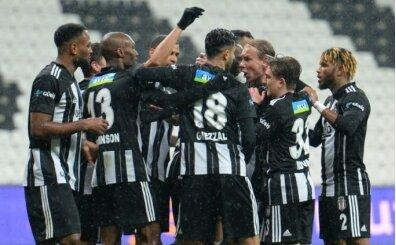 Beşiktaş'ın İstanbul serüveni zaferle başladı