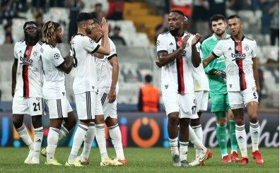 Beşiktaş'ın Portekizlilere şansı tutmuyor!