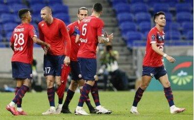 Burak Yılmaz'ın golleri izle (Video) Lens 0-3 Lille maçı özeti ve golleri izle
