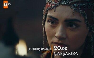 Canlı yayın Kuruluş Osman 48. bölüm izle kesintisiz, ATV Çarşamba Kuruluş Osman yeni bölüm