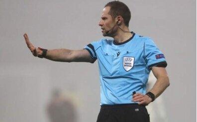 Lokomotiv Moskova - Galatasaray maçını yönetecek hakem belli oldu