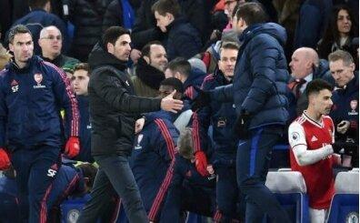 Arteta: 'Chelsea Lampard'a şans vermeli'