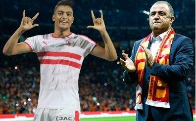 Zamalek'ten açıklama; 'Mostafa Mohamed, Galatasaray'da'