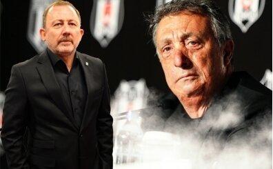 Ahmet Nur Çebi: 'Sözleşme önünde, imza atsın'