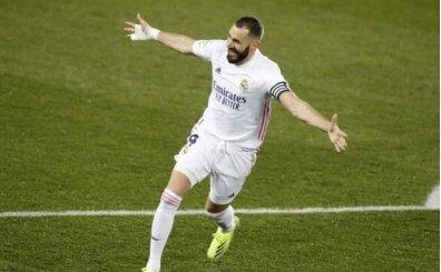 Real Madrid deplasmanda 4 golle kazandı