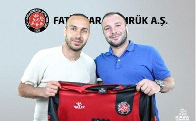 Kerim Frei Fatih Karagümrük'e transfer oldu