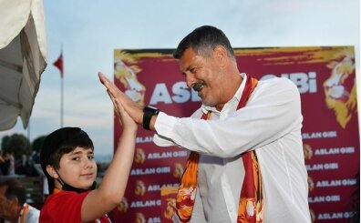 Yiğit Şardan: 'Galatasaray için çok çılgın planlarım var!'