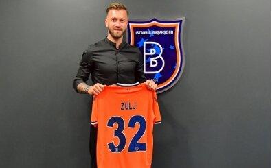 Başakşehir'de transfer: Peter Zulj