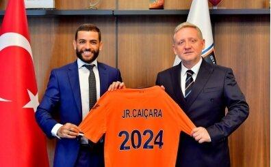 Başakşehir, Caiçara'nın sözleşmesini 2024'e uzattı!