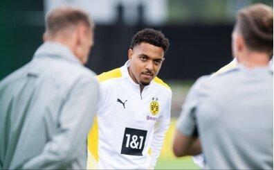 PSV'li Donyell Malen, Dortmund antrenmanında