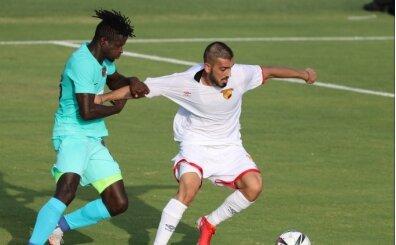 Göztepe, hazırlık maçında 3 golle güldü