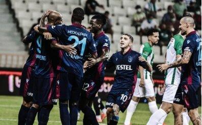 Trabzonspor, Kasımpaşa'ya karşı üstün