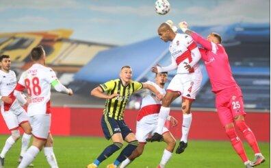 Fenerbahçe'den açıklama: 'Orta oyunu'