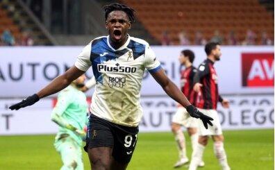 Milan'a Atalanta'dan dev darbe!