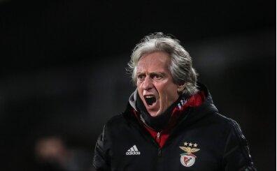 Jorge Jesus: 'Benfica'dan ayrılmayacağım!'