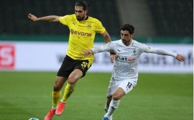 Dortmund tek golle yarı finale yükseldi