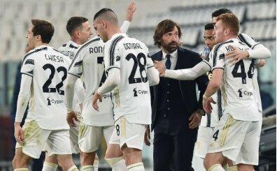 Juventus 2. yarıda açıldı, net skor geldi