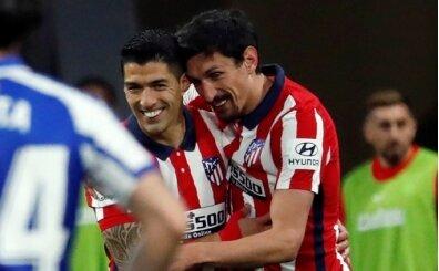 La Liga'da büyük heyecan: Atletico kabustan uyandı