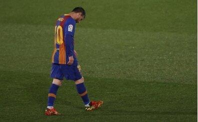 Messi yine El Clasico maçında gol atamadı