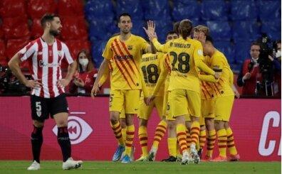 Kral Kupası zafer Barcelona'nın