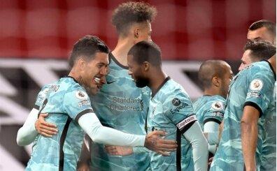 Liverpool Old Trafford'da Manchester United'ı yendi