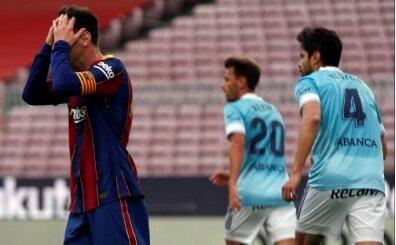 Barcelona, şampiyonluğa havlu attı!