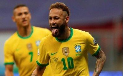 Brezilya, Copa America'yı gollerle açtı