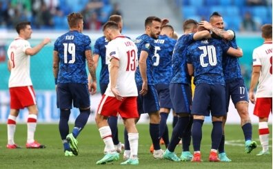 Slovakya, Polonya'yı devirdi!